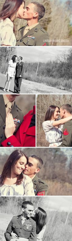 Military love <3 shot by lbe photography