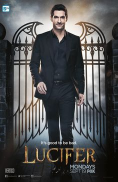 Lucifer Season 2 #SDCC Poster [HighRes]