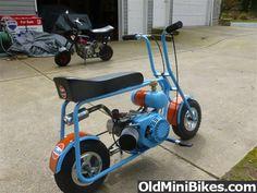 Custom Mini Bike, Banana Seat Bike, Custom Trikes, Mini Monster, Drift Trike, Pit Bike, Motor Scooters, Small Engine, Bike Frame