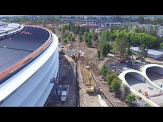 Mid-April Drone Footage Shows Apple Park 'Finishing Touches' [Video] - Apple news