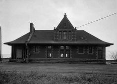 Historic Duluth MN | Endion Railroad Passenger Depot, Duluth Minnesota Pictures