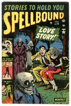 Stories to Hold You Spellbound No. 14 (April 1953)