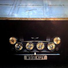 Austin Mini Cooper S Rally