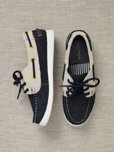 Nautica BoysbrHyannis Boat Shoe