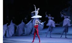 Arts: Dance This is a picture of Ballet. Ballet is a very famous and popular dance in Russia. A well-known company named bolshoi ballet started in 1776. Many people go to ballet shows. Famous acts like the swan lake and the nutcracker were first debuted in Russia.