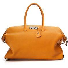 VBH: Brera Weekender Bag ($6,950) ❤ liked on Polyvore