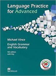Language practice for Advanced : English grammar and vocabulary - Michael Vince, ed. with key, Macmillan Education, Vocabulary Practice, Grammar And Vocabulary, Advanced English Grammar, Fantasy Quotes, Cambridge English, What To Read, Book Authors, Good Books, Texts