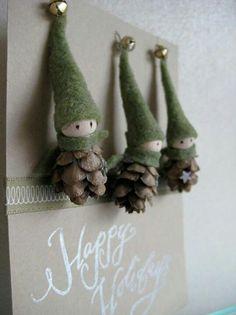 """Winter- """"Santa's Little Helpers."""""""