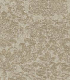 Upholstery Fabric-Williamsburg Carrington/Linen