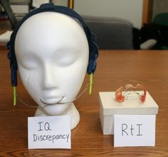 Fun explanation of Response to Intervention (RtI)