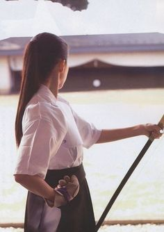 弓道,竹内结子