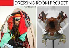 Fashion Art Toronto 2017: The Dressing Room Project
