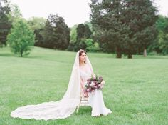 Lilac French Country Inspiration with Julie Paisley Photography | Cedarwood Weddings