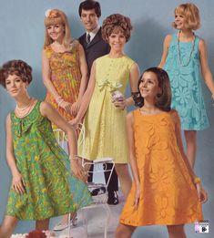 Mod fashion- Regan/Goneril; shapes