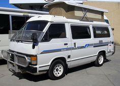 Toyota Popup Campervan