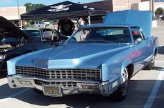 1967 Cadillac Eldorado with Sunroof from ASC