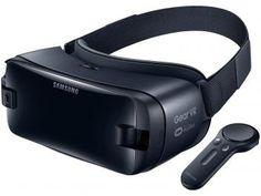 Óculos de Realidade Virtual para Galaxy Samsung - Gear VR