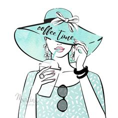 Stylish illustrations to kick off your new week featuring Monday coffee girl and her adventures. Coffee To Go, Coffee Plant, Coffee Girl, Coffee And Books, I Love Coffee, Coffee Menu, Ghee Coffee, Decaf Coffee, Happy Coffee