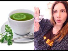 TE DE PEREJIL: ADELGAZA Y DIURETICO  / Parsley Weigh Loss Tea - YouTube