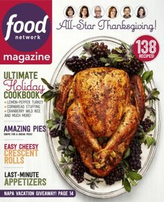Tuesday Freebies – Free Food Network Magazine Subscription