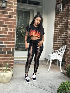 straight hairstyles for black women unprocessed virgin remy human hair, DHL worldwide shipping,great promotion and extra coupons. Dope Outfits, Fall Outfits, Summer Outfits, Fashion Outfits, Womens Fashion, Weekly Outfits, Teen Fashion, Vanz, Outfit Goals