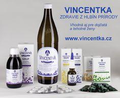 Ešte neskončila chrípka a už dýchanie komplikuje smog, pomôžte si Vincentkou. Wine, Drinks, Bottle, Drinking, Beverages, Flask, Drink, Jars, Beverage