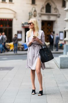 What I'd Wear: The Outfit Database  (source:  Stockholm Streetstyle )