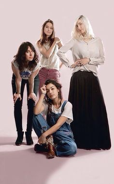 Warpaint-BEST FEMALE INDIE BAND IN THE WORLD.
