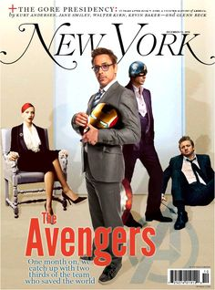 What Headlines Would Look Like If The Avengers Were Real