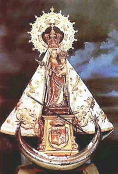 VIRGEN DE LA CAPILLA Patrona de Jaen Andalucia España