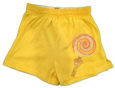 Soffe Lollipop Rhinestone Camp Shorts