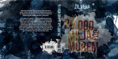 Twenty Thousand Leagues Under the Sea - Book cover by Valerija Balaž, via Behance
