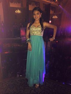 Prom dress (less than $50!) 2015
