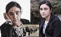 Brave Yazidi teenager tells her story of sex slavery and torture #DailyMail | These are some of the stories. See the rest @ http://www.twodaysnewstand.com/mail-onlinecom.html or Video's @ http://www.dailymail.co.uk/video/index.html And @ https://plus.google.com/collection/wz4UXB