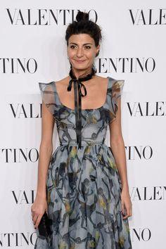 Giovanna Battaglia Photos: Valentino Sala Bianca 945 Event - Arrivals