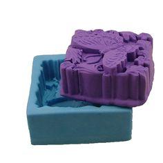 R0816 Pastorale Handmade Soap Mold Silicone Soap Molds Butterfly Soap Mould Silicone Molds. $5.80, via Etsy.