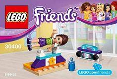 Lego Friends 30400 Gymnastik Reck Gymnastic Bar im Beutel: Amazon.de: Spielzeug