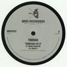 Tenebre - Territory III EP (WNCL) #music #vinyl #musiconvinyl #soundshelter #recordstore #vinylrecords #dj #Techno