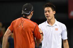 Kei Nishikori Photos - Rakuten Open 2014 - Day Six - Zimbio