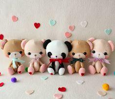Gingermelon Dolls: Li'l Sweetheart Bear Giveaway!