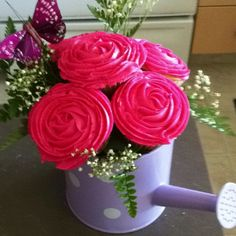 Mother's day cupcake bouquet!!