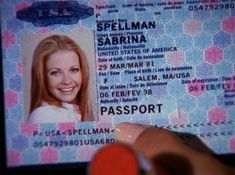 """Sabrina Spellman was born on March 29, 1981. 