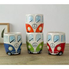 Remember the days of PEACE & LOVE? Then check this out https://muggalicious.com/products/hippy-vw-mini-bus-mug The PERFECT GIFT!