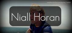 Niall Horan. (: xx
