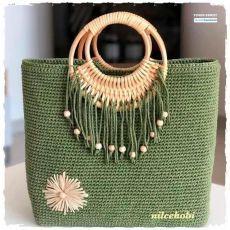 Crochet Clutch, Crochet Handbags, Crochet Purses, Bag Pattern Free, Bag Patterns To Sew, Crochet Patterns, Crochet Bag Tutorials, Animal Bag, Diy Handbag