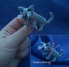 pisica-miniatura-crosetata