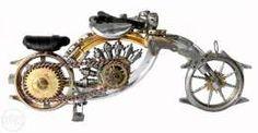 Motocykl- watch motorcycle chopper 2.