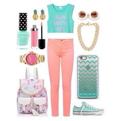 Pastel colors for casual days