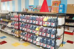 WE OFFER OVER 22 FLAVORS OF SNOW-CONE SYRUPS.. ONE GALLON SERVES 60-70  SNOW CONES. OUR FLAVORS OF SYRUPS : BANANA, BLACK CHERRY, BLUE COCONUT, BLUE RASPBERRY, BLUE HAWAIIAN, BUBBLE GUM, CHERRY, COTTON CANDY, GRAPE, GREN APPLE, MANGO, ORANGE, PINA COLADA, PINEAPPLE, ROOT BEER, SOUR APPLE, TAMARINDO, TIGERS BLOOD, TUTTI FRUTTI, WILD CHERRY, CHAMOY, & WEDDING CAKE. WE ALSO OFFER QUART SIZE SYRUPS- ALONG WITH ALL SUPPLIES: CONES , CUPS , STRAWS , QUART BOTTLE , PUMPS , AND SPOUTS FOR QUART…