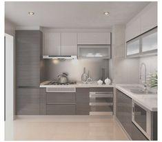Classic Kitchen, Rustic Kitchen, New Kitchen, Kitchen Modern, Kitchen Grey, Kitchen Ideas, Kitchen Small, Small Kitchens, Minimalistic Kitchen